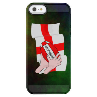 England Rugby Team Supporters Flag With Ball iPhone 6 Plus Case