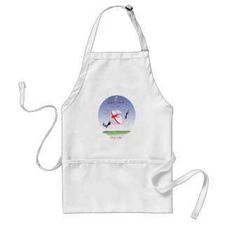 england rugby, tony fernandes standard apron