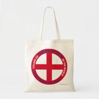 ENGLAND SHIELD BUDGET TOTE BAG