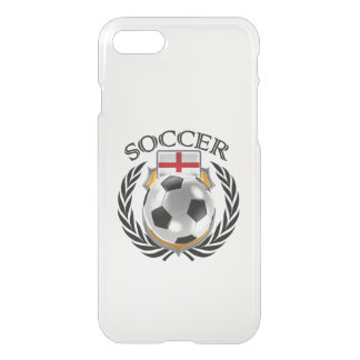 England Soccer 2016 Fan Gear iPhone 7 Case