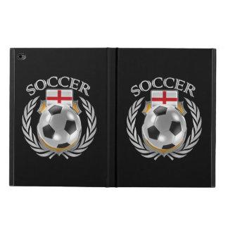 England Soccer 2016 Fan Gear Powis iPad Air 2 Case