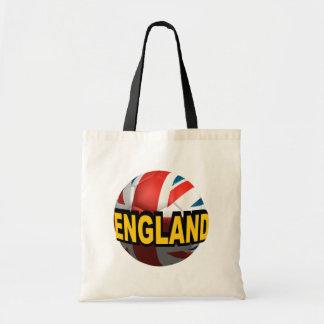 England Soccer Canvas Bag