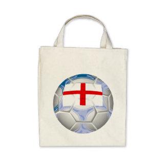 England Soccer Ball Bags