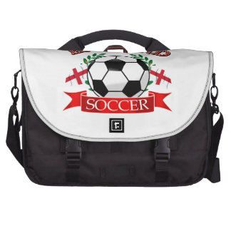 England soccer ball designs bags for laptop