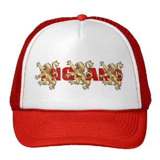 England Soccer Cap