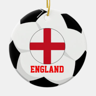 England Soccer Fan Ornament 1966 World Cup Champs
