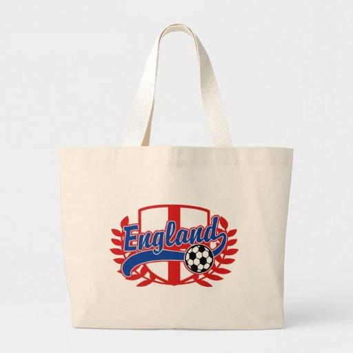 England Soccer Football Bag
