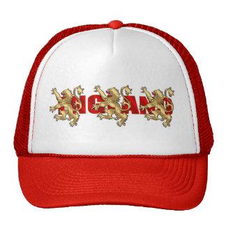 England Soccer Mesh Hat