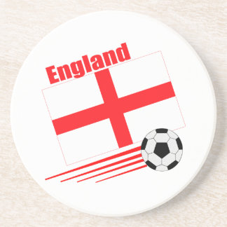 England Soccer Team Coaster
