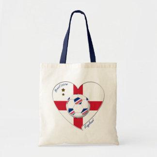 ENGLAND Soccer Team Fútbol de Inglaterra 2014 Bolsas