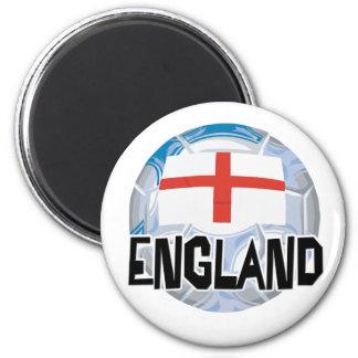 England Soccer Team Magnet