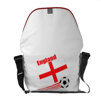England - Soccer Team Courier Bags