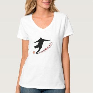 England Soccer T Shirt