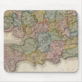England, southern part mouse mat