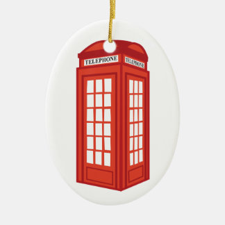 England - SRF Christmas Ornament