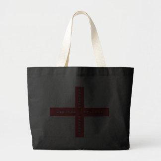 England St George s cross Canvas Bag