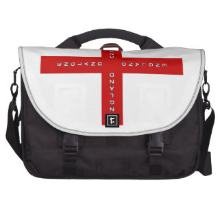 England St George s cross Laptop Messenger Bag