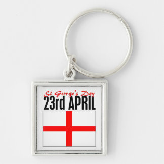 England St George s Day Key Chains