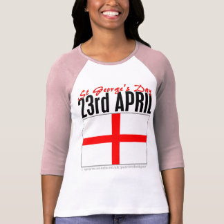 England St George s Day Shirt
