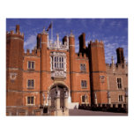 England, Surrey, Hampton Court Palace. 3 Poster