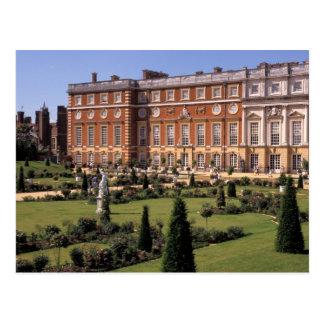 England, Surrey, Hampton Court Palace. Postcard