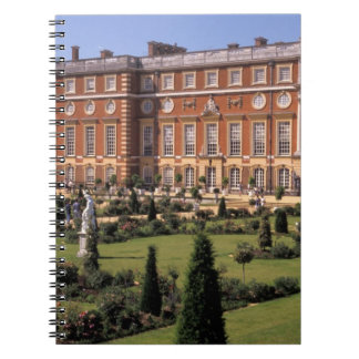 England, Surrey, Hampton Court Palace. Spiral Notebook