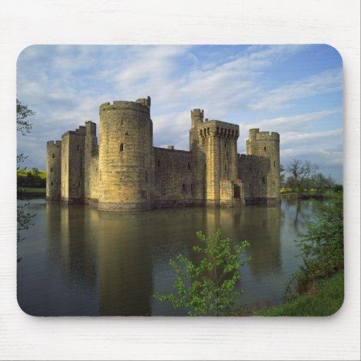 England, Sussex, Bodiam Castle Mouse Pads