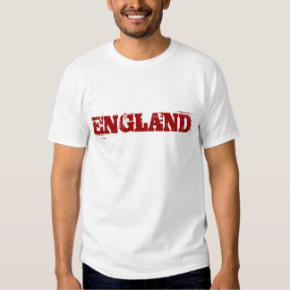 ENGLAND TEE SHIRTS