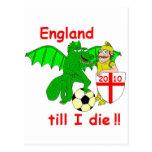 England till I die !! Postcards