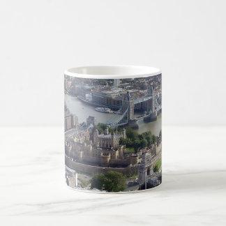 England  Tower of London Coffee Mugs