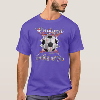 England Tribal Soccer Men's Nano T-Shirt