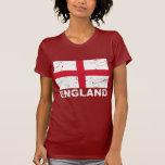 England Vintage Flag T-shirt