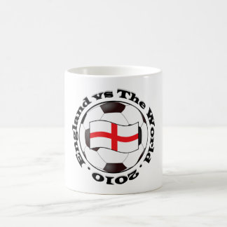 England vs The World Coffee Mug