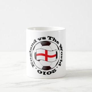 England vs The World Classic White Coffee Mug