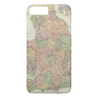 England, Wales 2 iPhone 8 Plus/7 Plus Case