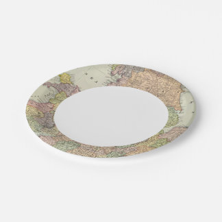 England, Wales 2 Paper Plate