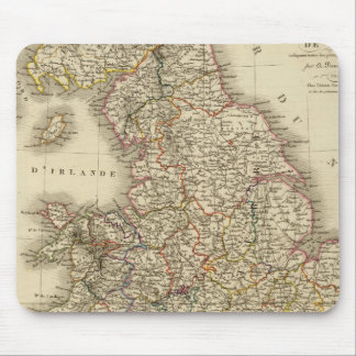 England, Wales Mouse Mat