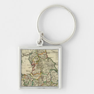 England, Wales Roman, modern Key Chains