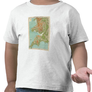 England & Wales, southwestern section Scilly Isles Shirts