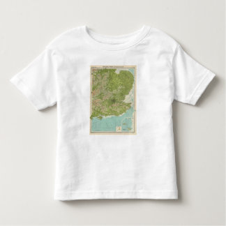 England & Wales Toddler T-Shirt
