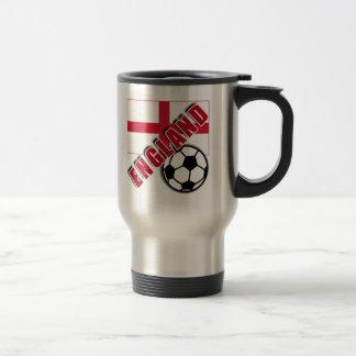 ENGLAND World Soccer Fan Tshirts Coffee Mugs