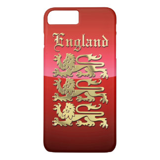 England's Coat of Arms iPhone 8 Plus/7 Plus Case