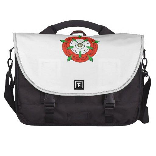 England's Tudor Rose Laptop Bags