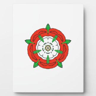 England's Tudor Rose Plaque