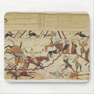English and French soldiers Mouse Mat