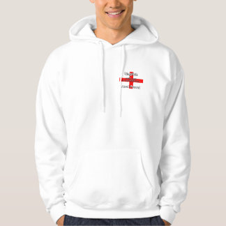 English And Proud Hoodie