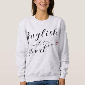 English At Heart Sweatshirt, England Sweatshirt