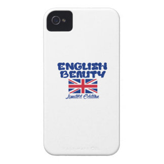 English beauty designs iPhone 4 cases