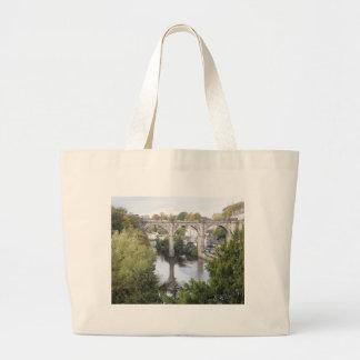 English Bridge Tote Bags
