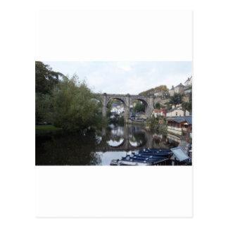 English Bridge Post Cards